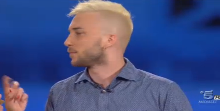 Briga parla del Web su Canale 5