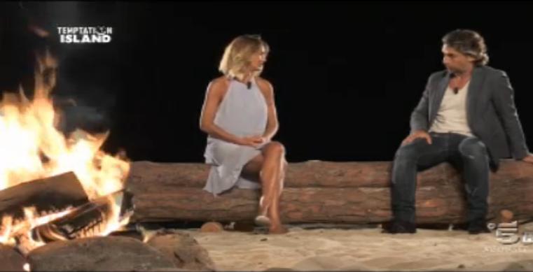 Confronto finale tra Isabella e Mauro