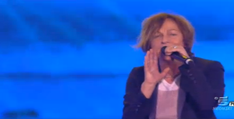 Gianna Nannini ospite su Canale 5