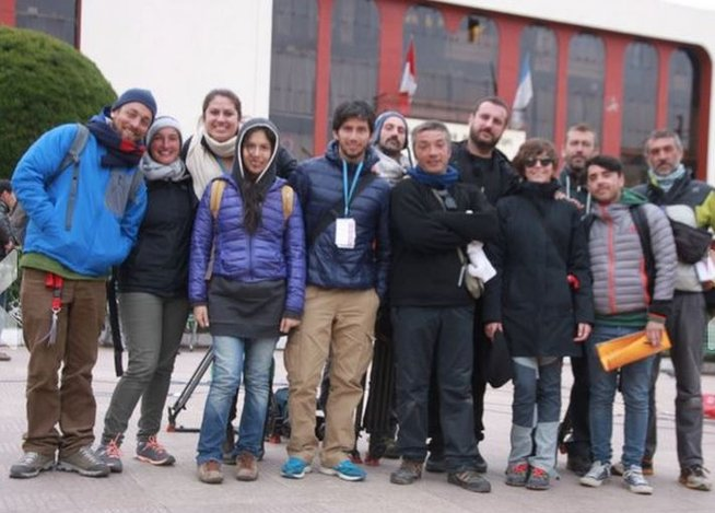 Pechino Express il cast in perù