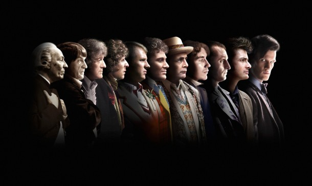 Doctor Who protagonisti