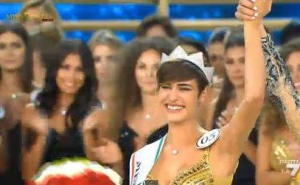 Miss Italia 2015: la vincitrice è Alice Sabatini dal Lazio