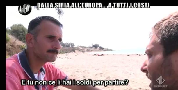 Dalla Siria all'Europa