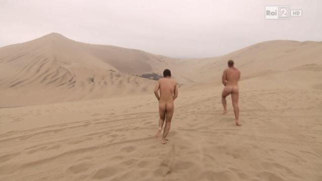 Gli Antipodi senza vestiti