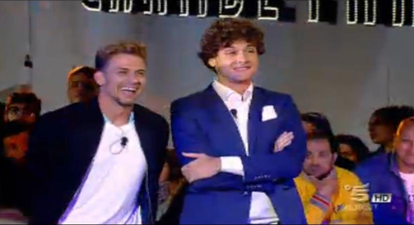 Igor e Manfredi concorrenti