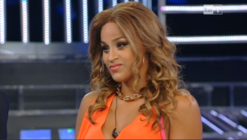 Karima Beyoncé davanti alla giuria