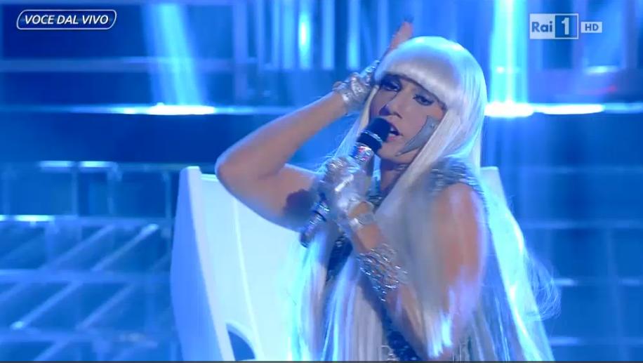 Laura Freddi Lady Gaga