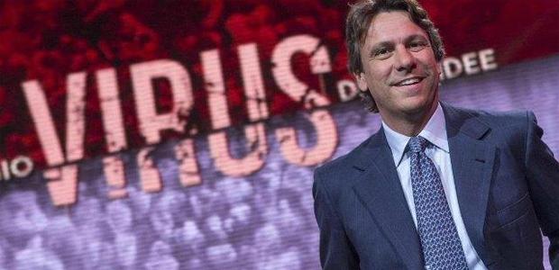 Virus, su Rai 2 la nuova stagione con Nicola Porro: prima puntata 10 settembre 2015