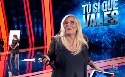 Tu sì que vales, puntata 12 settembre diretta: Mara Venier bacia Gerry Scotti 'contro' Laura De Marchi [Live]