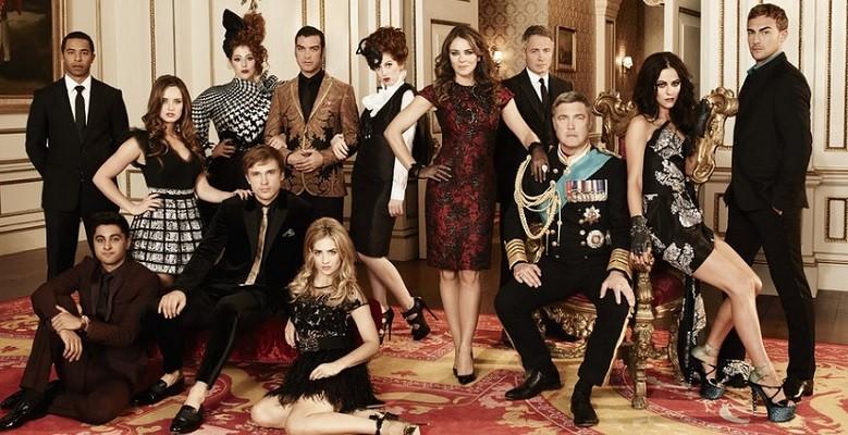 The Royals, la testa che indossa la corona dorme scomoda. O no?
