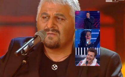 Tale e Quale Show 5, seconda puntata 18 settembre in diretta su Rai 1: vince Sergio Friscia – Pino Daniele [Live]