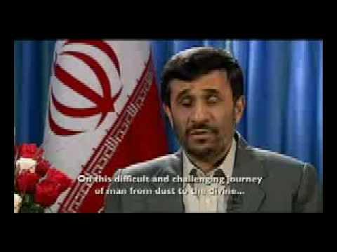 GB, polemiche per il messaggio di Natale di Ahmadinejad
