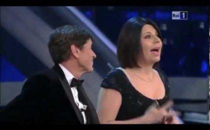 Geppi Cucciari a Sanremo 2012: ho riscattato le donne ma l'Ariston fa paura