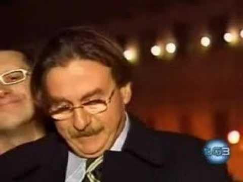 """Gabriele Paolini: """"I miei blitz pagati dalla Rai"""""""