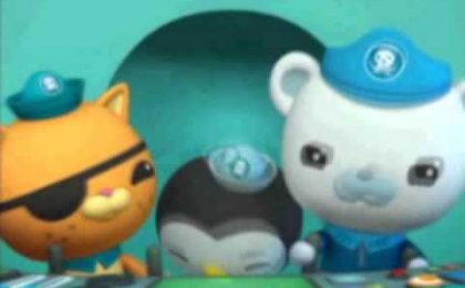 Octonauts, il nuovo cartoon in prima tv su Disney Junior