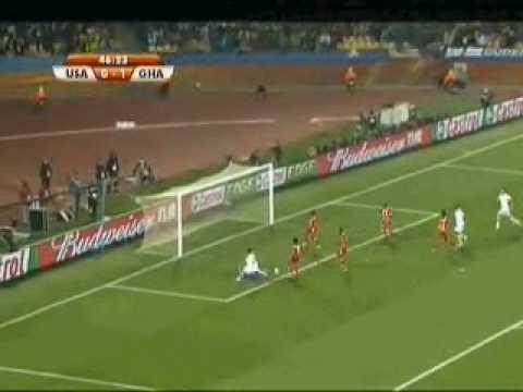 Auditel 26 giugno 2010: Mondiali di calcio 2010 in calo, ma vince Usa-Ghana