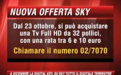 Mediaset contro Sky per la Digital Key