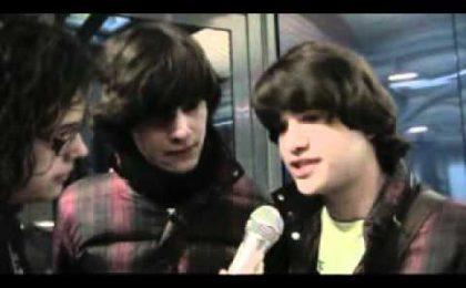 Sanremo 2011, BTwins: video intervista esclusiva