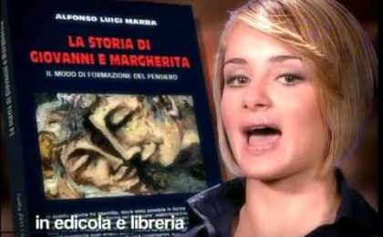 Manuela Arcuri, l'orrido spot ha un precedente (video)