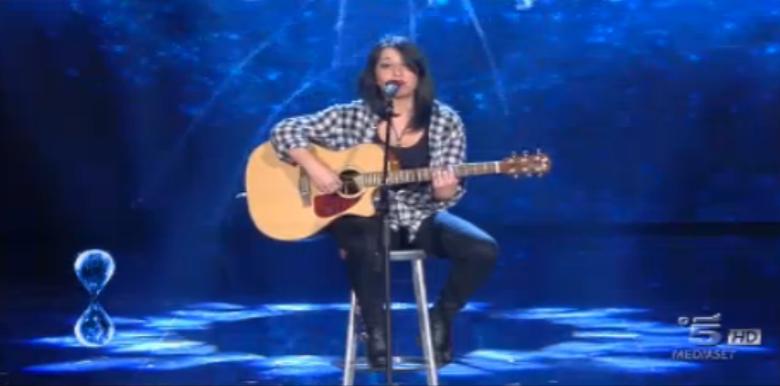 Anna canta a Tu si que vales