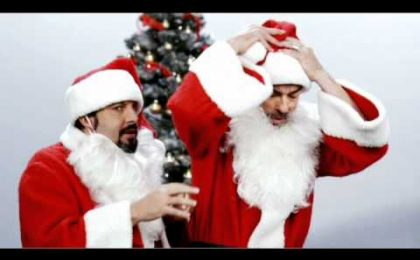 Un Natale per Due, Sky regala Brignano e Gassman in versione telepanettone