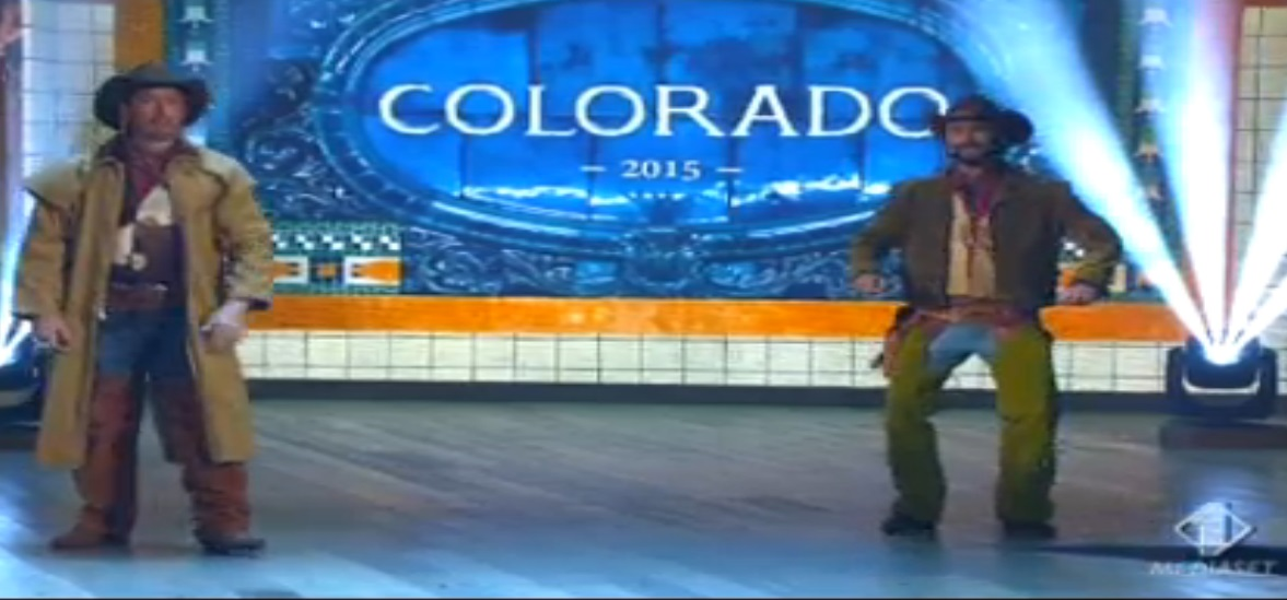 Colorado 2015 prima puntata tizi