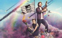 MTV EMA 2015, conduttori: Ed Sheeran e Ruby Rose