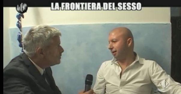 Enrico Lucci terza puntata