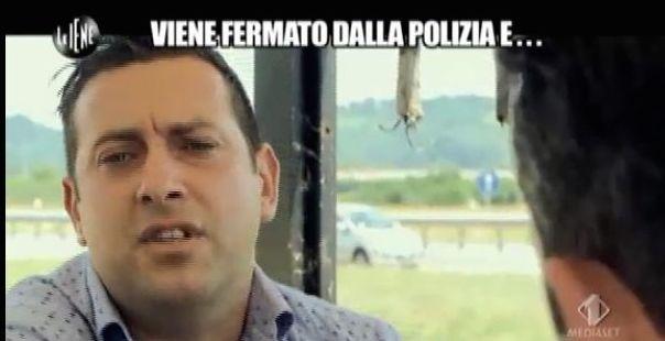 Filippo Narducci a Le Iene