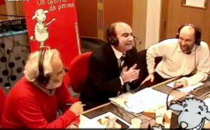Scilipoti superstar in radio e in tv: tutti i video