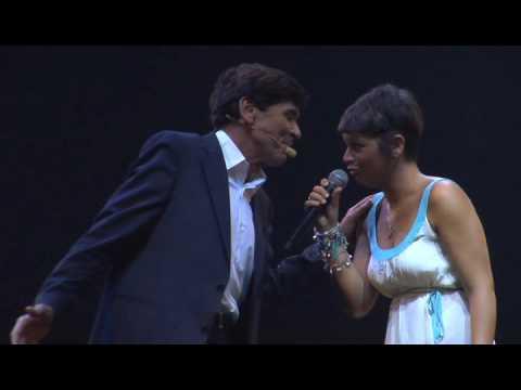 Gianni Morandi e Alessandra Amoroso in tv dall'8 novembre
