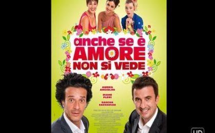 Ficarra e Picone al cinema con Ambra in Anche se è amore non si vede, l'anteprima su Premium Cinema