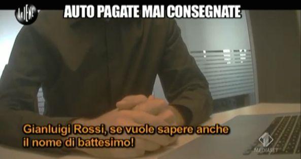 Gianluigi Rossi Le Iene