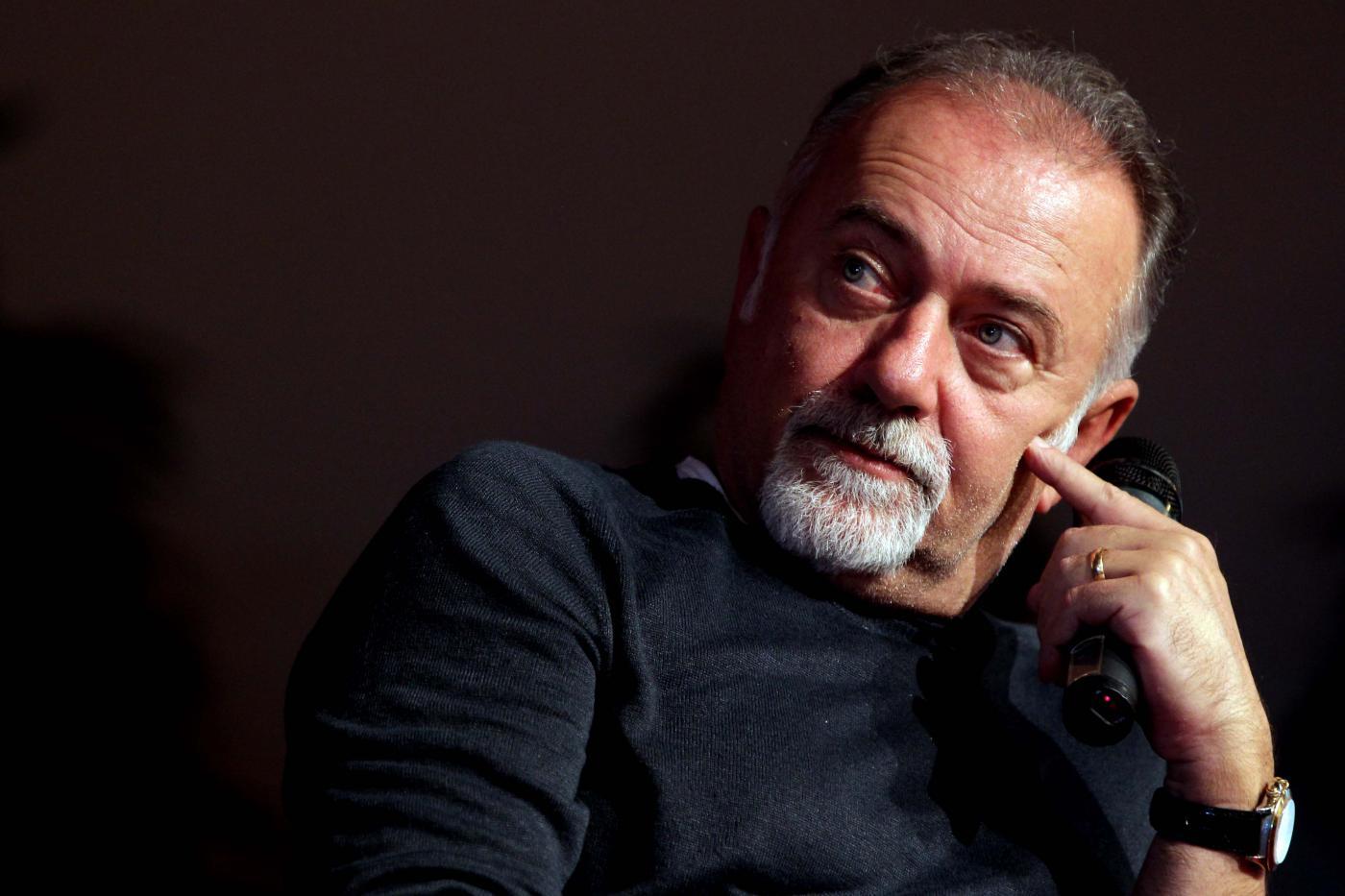 Fiction, Giorgio Faletti si riscopre sindacalista