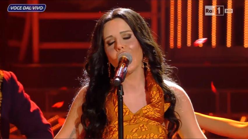 Giulia Luzi imita Katy Perry, Unconditionally