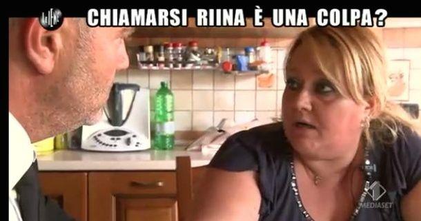 Giulio Golia intervista Maria Concetta Riina