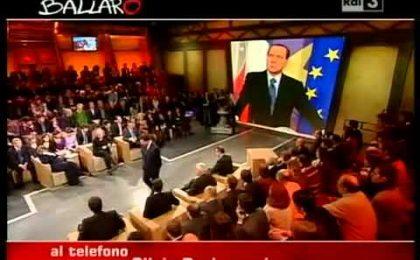 Floris, Berlusconi lo voleva a Mediaset