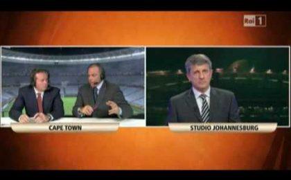 Mondiali Calcio 2010 in Rai, ogni partita costa 3,6 mln