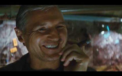 """A Team, Lawrence Tero (Mr T.) e Dirk """"Faceman"""" Benedict bocciano il film"""