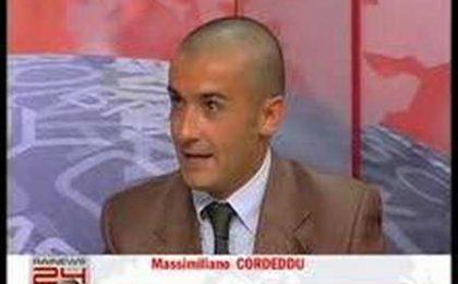 Signorino Buonasera, Televisionando intervista Max Cordeddu