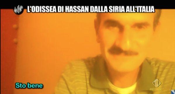 Hassan a Le Iene