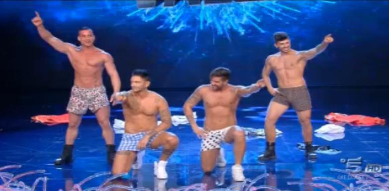 I Mamma Mia a Tsqv