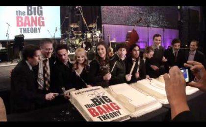 The Big Bang Theory, dettagli, curiosità e video per il centesimo episodio