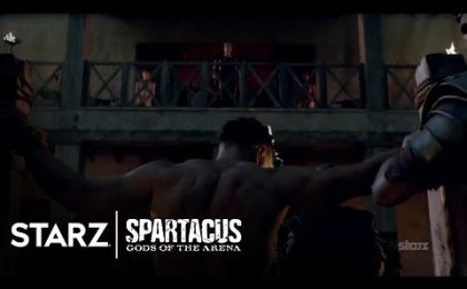 Comic Con 2010, il video di Spartacus: Gods of the Arena