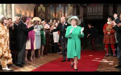 Il matrimonio di William e Kate, la danza ideata da Saatchi & Saatchi (video)