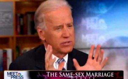 Joe Biden: 'La sitcom Will & Grace ha educato i cittadini sui diritti gay' [VIDEO]