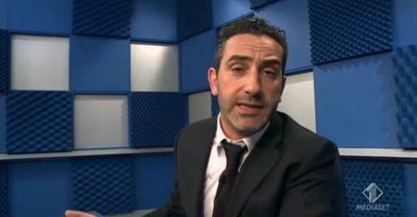 Matteo Viviani servizio antimafia
