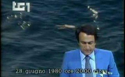 Rai e La7 ricordano Ustica, 30 anni dopo