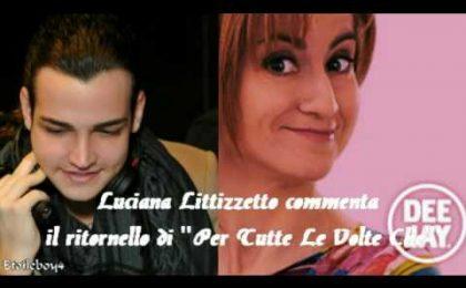 Sanremo 2010, la Littizzetto e 'tutti i laghi' di Valerio Scanu