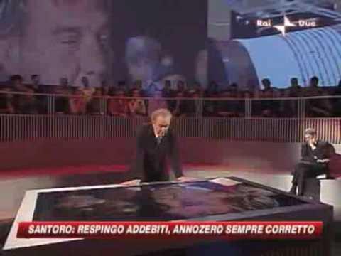 Annozero torna in Abruzzo e lancia VAF su Vespa